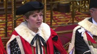 Leader of the Lords Lady Stowell