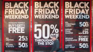 Black Friday posters