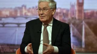 Former Bank of England boss Mervyn King