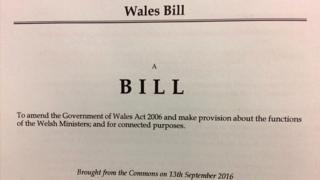 The Wales Bill