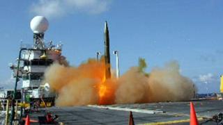 Russia says US missiles breach treaty
