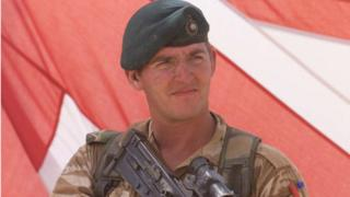 Royal Marine Alexander Blackman to be giveaway in weeks after new sentence