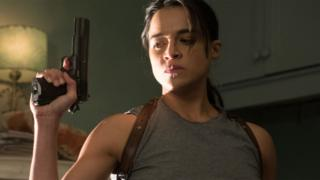 Michelle Rodriguez in (re)Assignment
