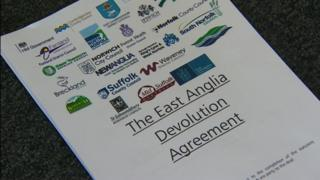 The devolution agreement