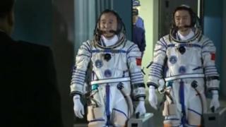 Китайские астронавты