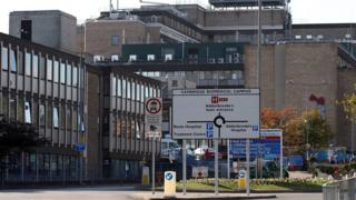 Addenbrooke's Hospital, Cambridge