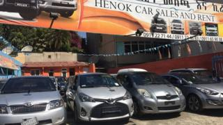 Cars for sale in Addis Ababa, Ethiopia
