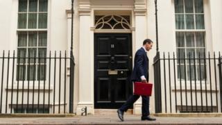 George Osborne at Number 11