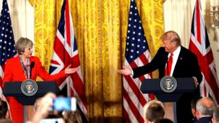Donald Trump: MPs strife over UK state visit