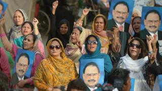 د پاکستان پر ضد له شعارونو وروسته د دغه هېواد پوځ لخوا د ایم کیو ایم یو شمېر سیاسي غړي او مشران ونیول شول