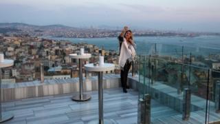 istanbul turist