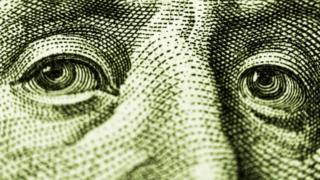 Фрагмент доллара США