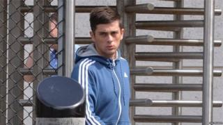 Christopher O'Neill denies murdering his three-month-old daughter