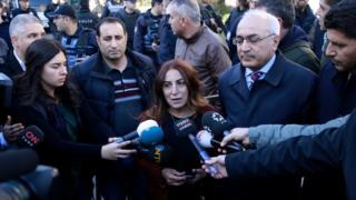 HDP Genel Başkan Yardımcısı Aysel Tuğluk