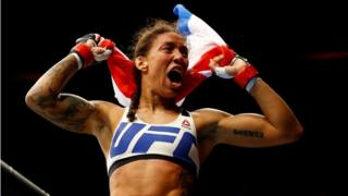 Germaine de Randamie UFC 200
