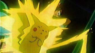 screengrab of Pokemon cartoon from 1997