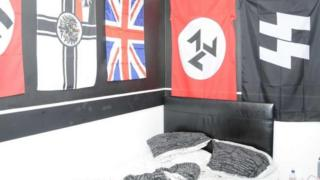 Teenager's bedroom
