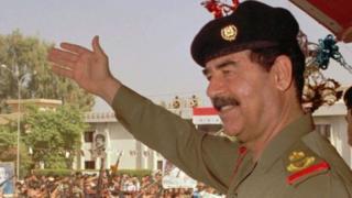 صدام حسين