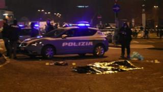 Подозреваемого в берлинском теракте застрелили в Милане