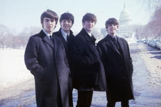 Beatles in Washington
