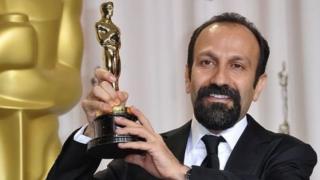 اصغر فرهادی پیش از این بخاطر فیلم جدایی نادر از سیمین جایزه اسکار گرفته است