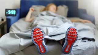 Exercício na cama