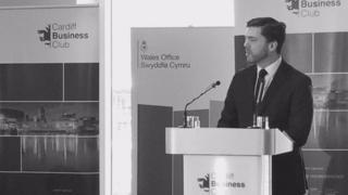 Welsh Secretary Stephen Crabb