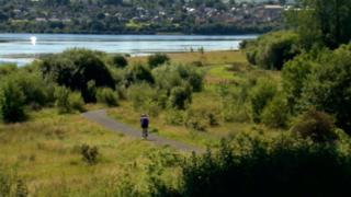 Foyle greenway