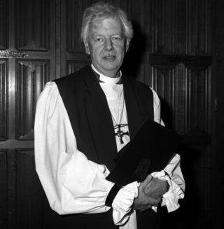 Dr David Jenkins in 1984