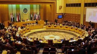 Emergency session of Arab League foreign ministers in Cairo (11/03/2016)