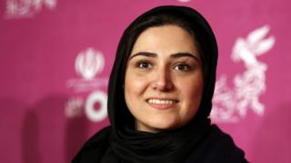 Photo of Iranian actress