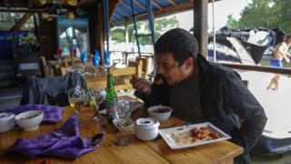 Paladar en La Habana