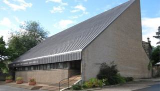 Our Lady of Good Counsel Roman Catholic Church, Dennistoun, Glasgow (1964-65)