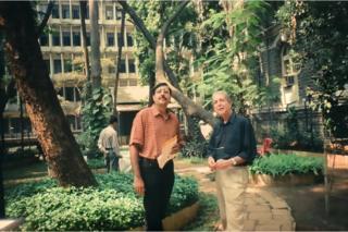 Leonard Cohen in Mumbai