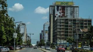 Maputo nchini Msumbiji