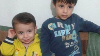 Alan and Galib, who were 3 and 5 respectively when they died