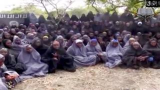 Chibok schoolgirls held by Boko Haram