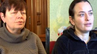 Інна Плеханова та Ірина Гурик