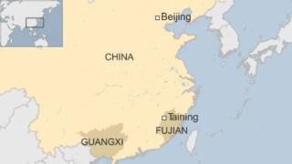 Rescue operation after China landslide