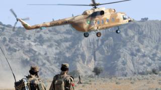 پاکستانی پوځ وايي د ترهګرۍ ضد نوي عملیات يې پیل کړي