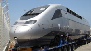Morocco, Train