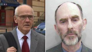 James Carragher, 75, and Anthony McCallen, 65,