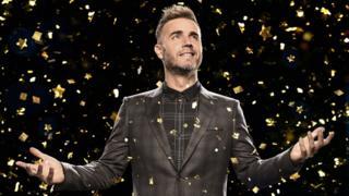 Gary Barlow on Let It Shine