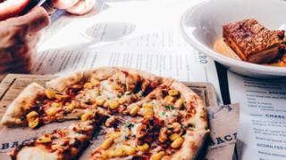 Pizza (Image: BBC)