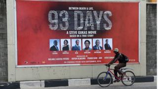 Ebola, film, nigeria