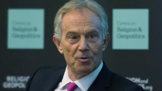 Tony Blair to close most of his commercial ventures - BBC News