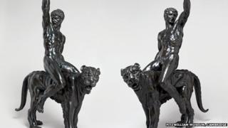 The bronzes