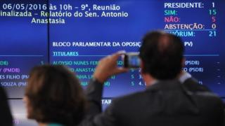 Brazil committee backs Rousseff trial