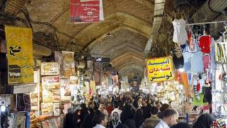 بانک مرکزی ایران از افزاش رشد اقتصادی ایران در شش ماهه اول سال جاری خبر داده است