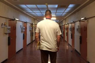 Dutch prisoner in Esserheem